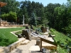 fank-lloyd-wright-home-hillside-outlook-garden