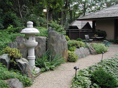 Minnesota landscape design company niwa design studio for Japanese garden backyard designs