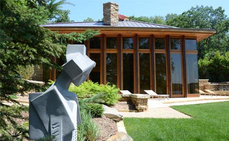 Frank Lloyd Wright Garden Sprite Garden Ftempo