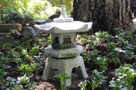 Minnesota landscape design company niwa design studio for Japanese landscape lanterns