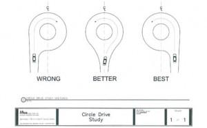 Circle Driveway Layouts