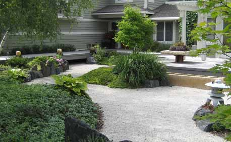 minnesota landscape design company niwa design studio ltd japanese gardens dry pond garden. Black Bedroom Furniture Sets. Home Design Ideas