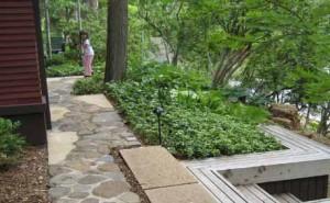 Japanese Garden - Nobedan Walk